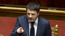 Italy's new premier wins crucial confidence vote