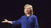Ticket sales brisk for Hillary Clinton's speaking tour