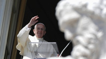 Pope departs Vatican on frugal retreat ahead of anniversary