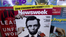 Newsweek to start printing again next year