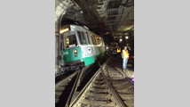 Boston MBTA train derails, 10 minor injuries