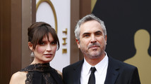 Alfonso Cuaron wins best director Oscar for 'Gravity'