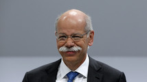 Daimler CEO says software services key for growth