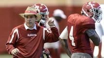 Alabama Football Sugar Bowl prep Tuesday Practice