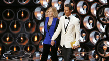 McConaughey wins best actor Oscar for 'Dallas Buyers Club'