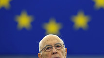 Italian President Napolitano under fire over Monti appointment