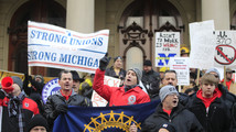 Quest to restrict union fees targets 3 new states