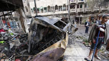 Suicide bomber kills 45 in Iraqi city of Hilla