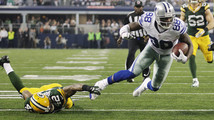 Morgan Burnett, Dez Bryant