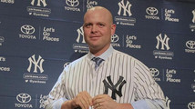 MLB: Yankees-Brian McCann Press Conference
