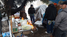 Eviction of homeless in Battle Creek is delayed