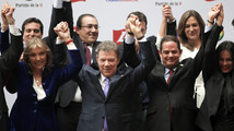 Colombians to vote for congress ahead of FARC peace accord