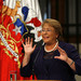 Gloomier economy won't curb Chile reform plans: Bachelet
