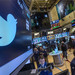 REFILE-Twitter shares soar, near all-time high