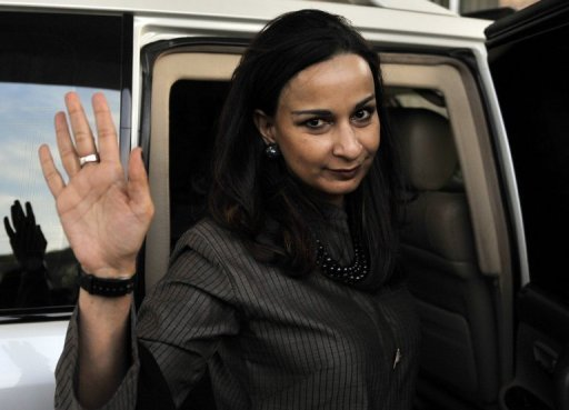 Sherry Rehman, Pakistan's ambassador to the US