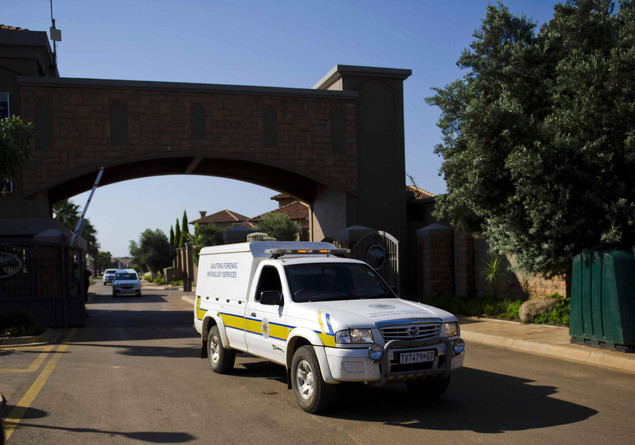 Pistorius involved in shooting at home, woman dead