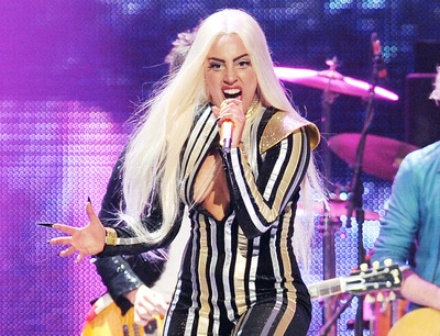 Lady Gaga says she's had hip surgery