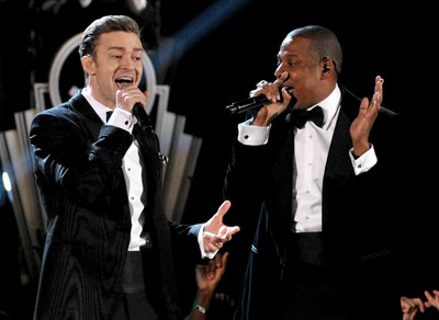 Justin Timberlake and Jay-Z announce joint tour