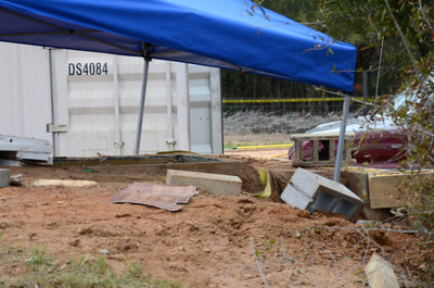 FBI: No other explosives found near Ala. bunker