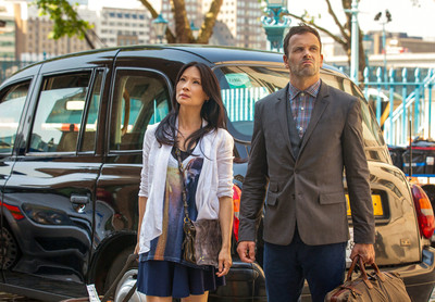 Elementary brings a stateside Sherlock to London