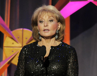 ABC: Barbara Walters is out of the hospital