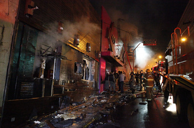 A look at notable deadly nightclub fires