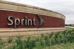 Sprint Nextel headquarters on April 15, 2013 in Overland Park, Kansas