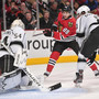 NHL: Los Angeles Kings at Chicago Blackhawks