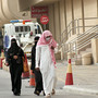 "Deadly new coronavirus a ""serious risk"" in hospitals - Saudi study"