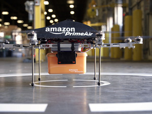 Drone on: Novel uses for Amazon's drone delivery