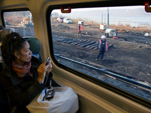 NY train wreck could be case of highway hypnosis