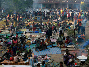 Central African fighters defy order to stand down