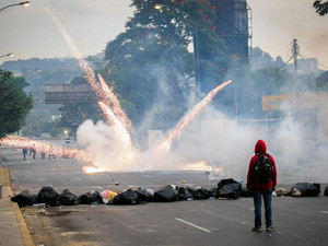 Venezuela opposition holds new protest