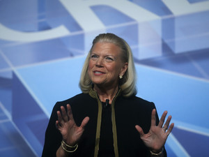 IBM CEO's take-home down 14 pct in 2013