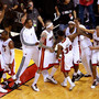 LeBron James delivers winner as Heat beat Pacers