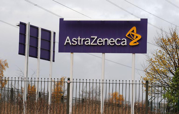 Anglo-Swedish drugs firm AstraZeneca said Thursday it will buy Bristol-Myers Squibb's stake in their diabetes venture for up to $4.1 billion (3.0 billion euros)