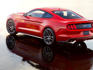 At 50, new-look Mustang still has plenty of muscle