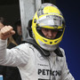 Rosberg takes pole position for Monaco GP