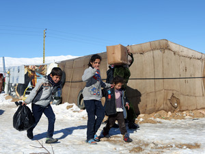 Lebanon: Roof collapse kills 2 Syrian children