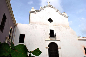Puerto Rico church considered endangered site