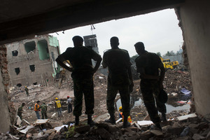 Building materials blamed in Bangladesh disaster