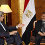 Kerry presses Egypt on economic reform, says aid depends on it