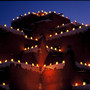 New Mexico Christmas: Luminarias and processions