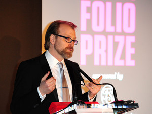 George Saunders wins Folio Prize for literature