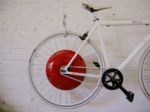 Mass. high-tech startup hopes to change biking