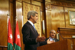 Kerry: US, allies, ready to step up aid rebels