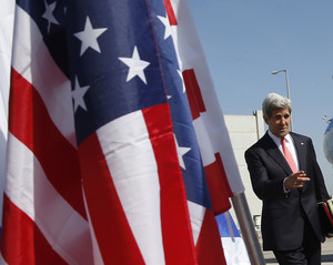 US, Israel raise hopes for Mideast peace restart