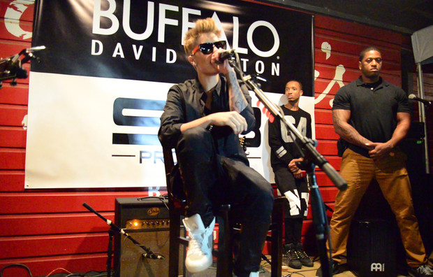 Bieber surprises with performance during SXSW