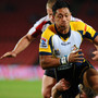 Lealiifano kicks Brumbies home against Blues in Super 15