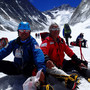 Octogenarians race to be oldest Everest climber